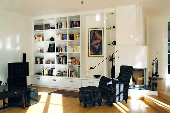 ram kreativ - wohnen+naturform, Wohnzimmer